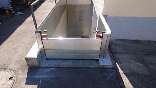 Hochwasserschutz Fix & Temporär