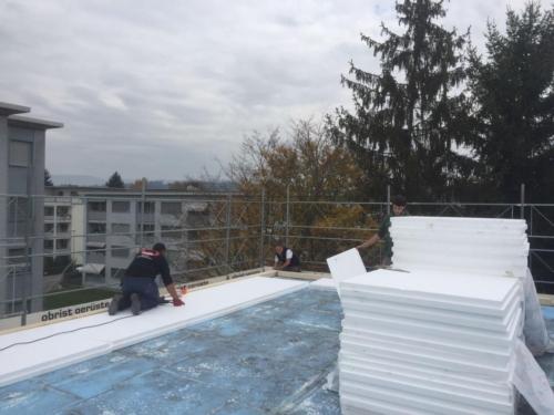 Energetische Dachsanierungen